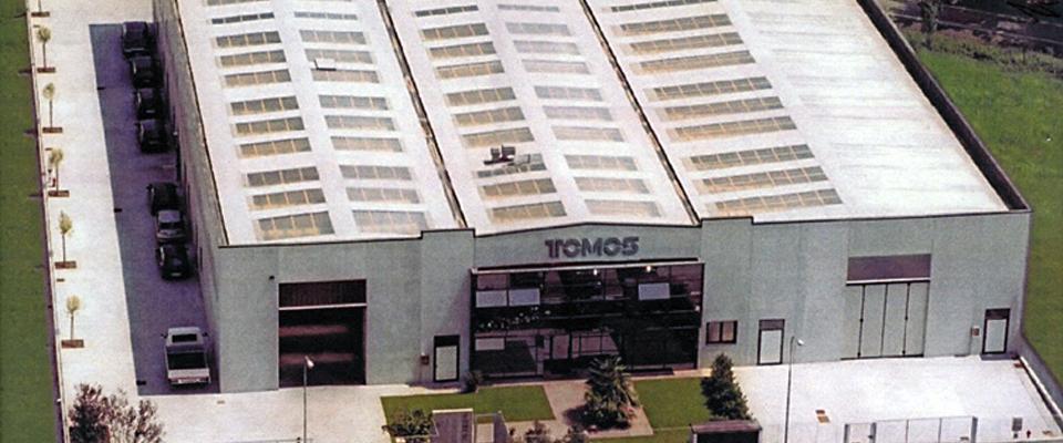Tomos srl - L'azienda