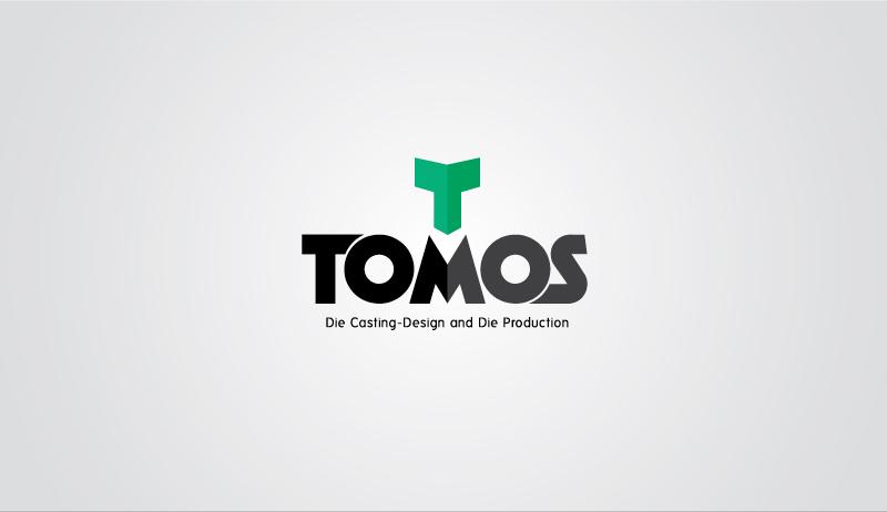 Tomos - Logo Design