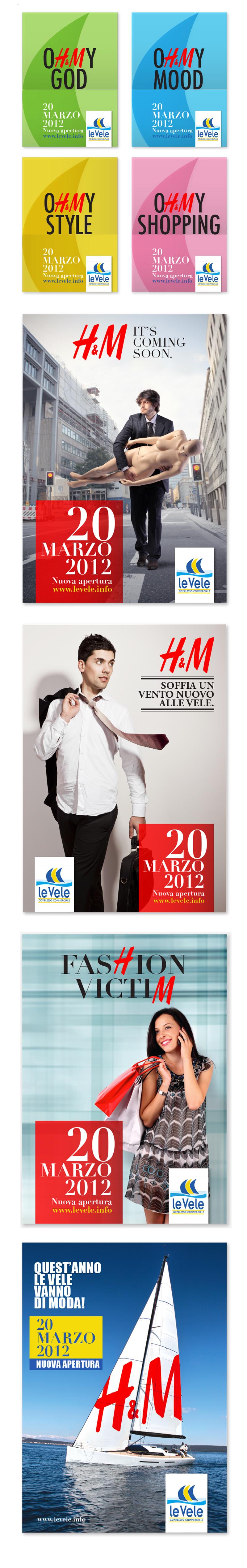 H&M - Apertura alle Vele Desenzano