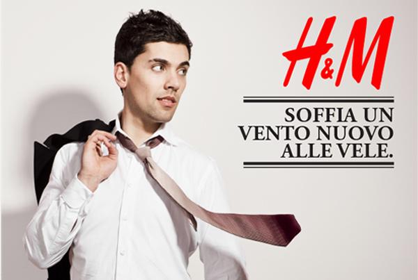 H&M e le Vele