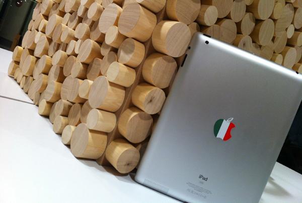 Sticker Italia 150