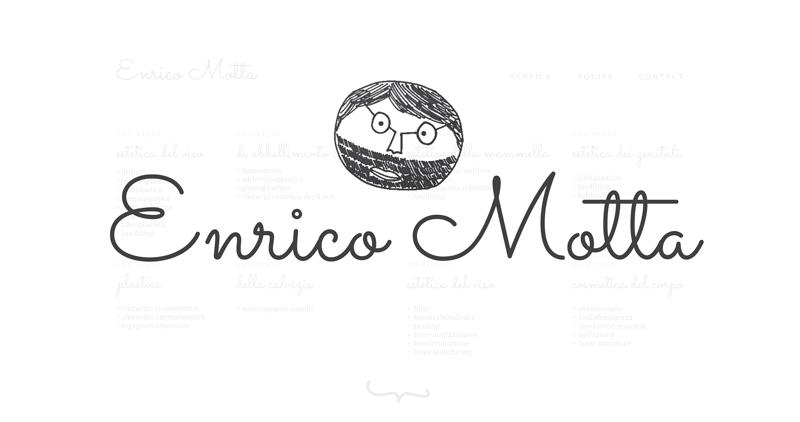 Studio Enrico Motta - Intro Sito Internet