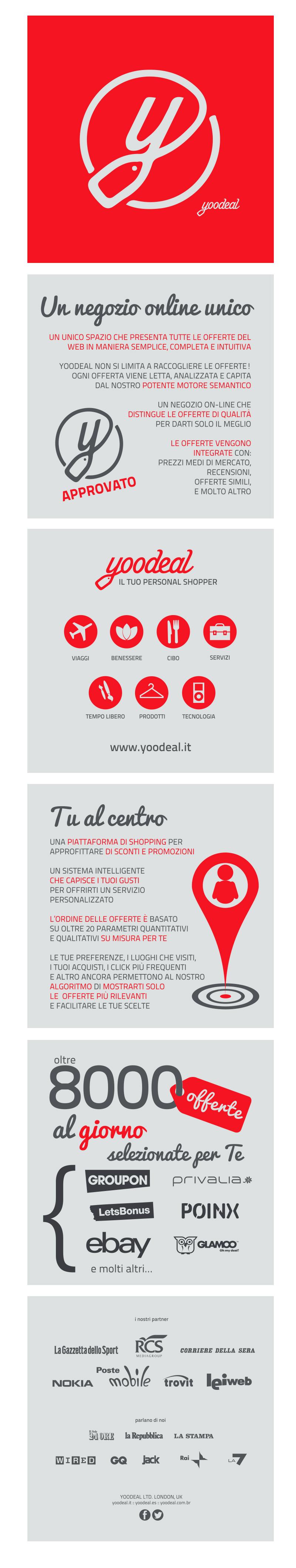 Yoodeal - Brochure